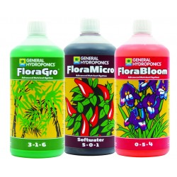 Tripack FloraSeries
