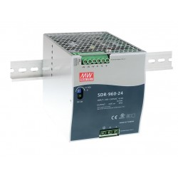 Mean Well, SDR DIN Rail...